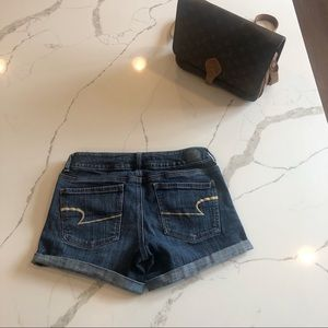 American Eagle Outfitters Shorts - American Eagle Outfitters, AE Cut Off Denim Shorts